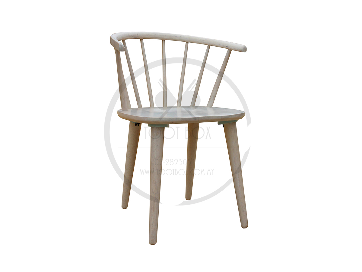 Bay dining chair