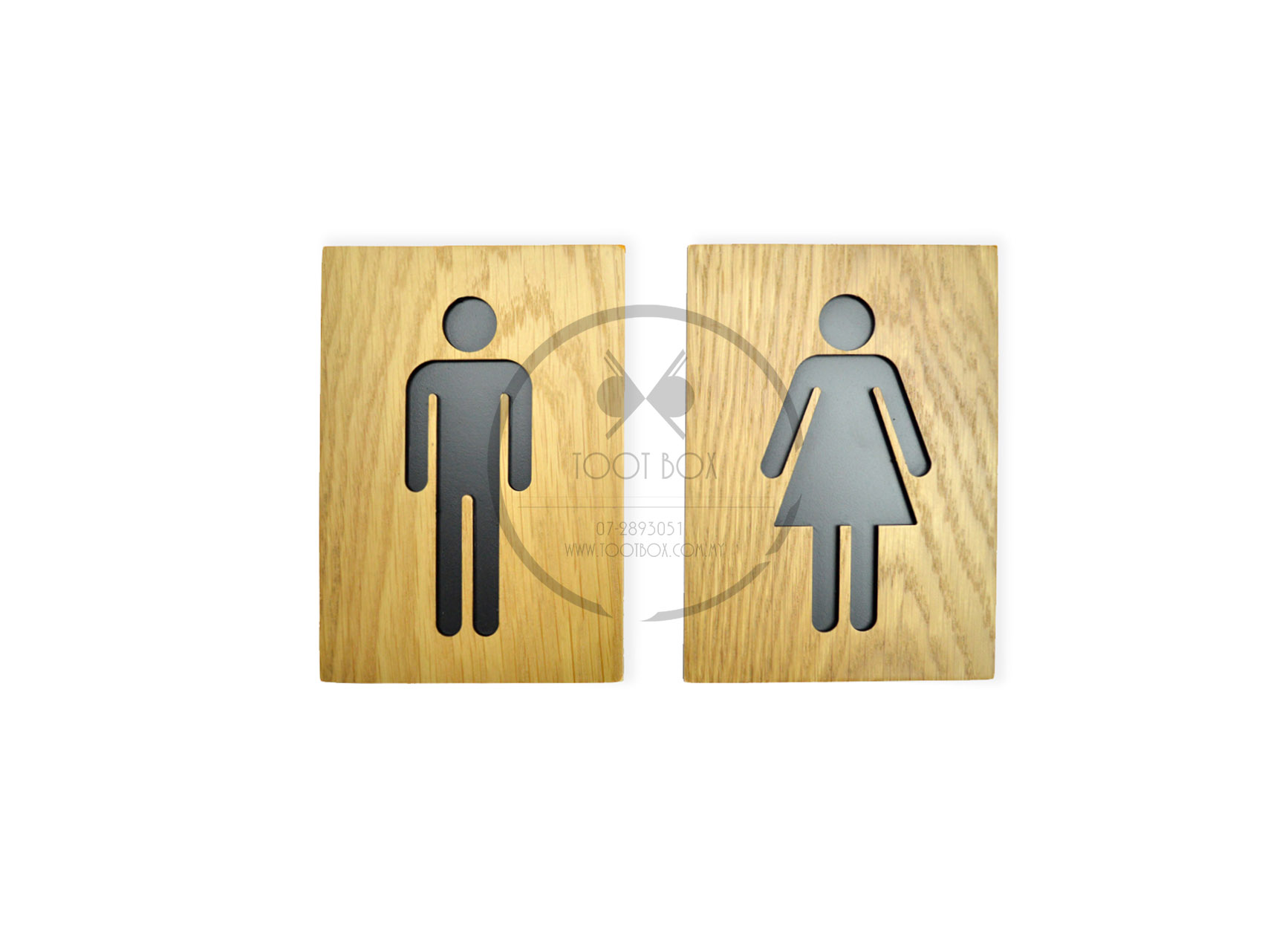 Boy&Girl Sign Tags